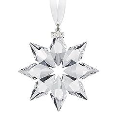 Swarovski 2013 Annual Edition Crystal Star Ornament