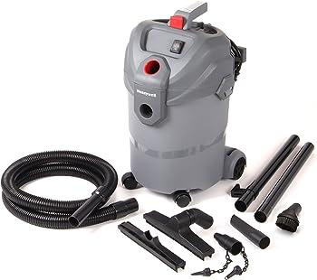 Honeywell HWP5555 5.5 Gallon 5.5 Peak HP HEPA Wet/Dry Vacuum