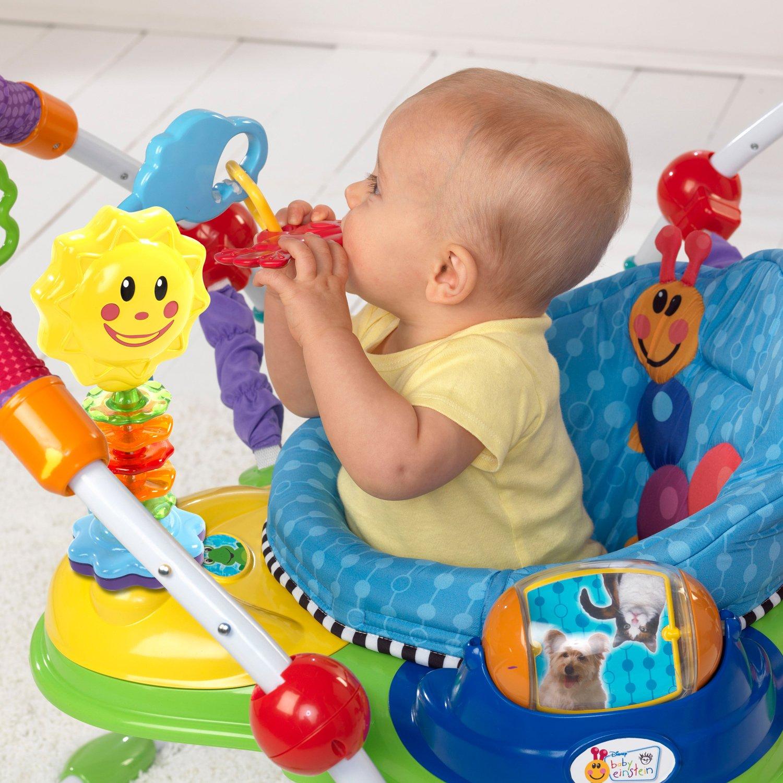 Baby Einstein Exersaucer Classy Baby Gear