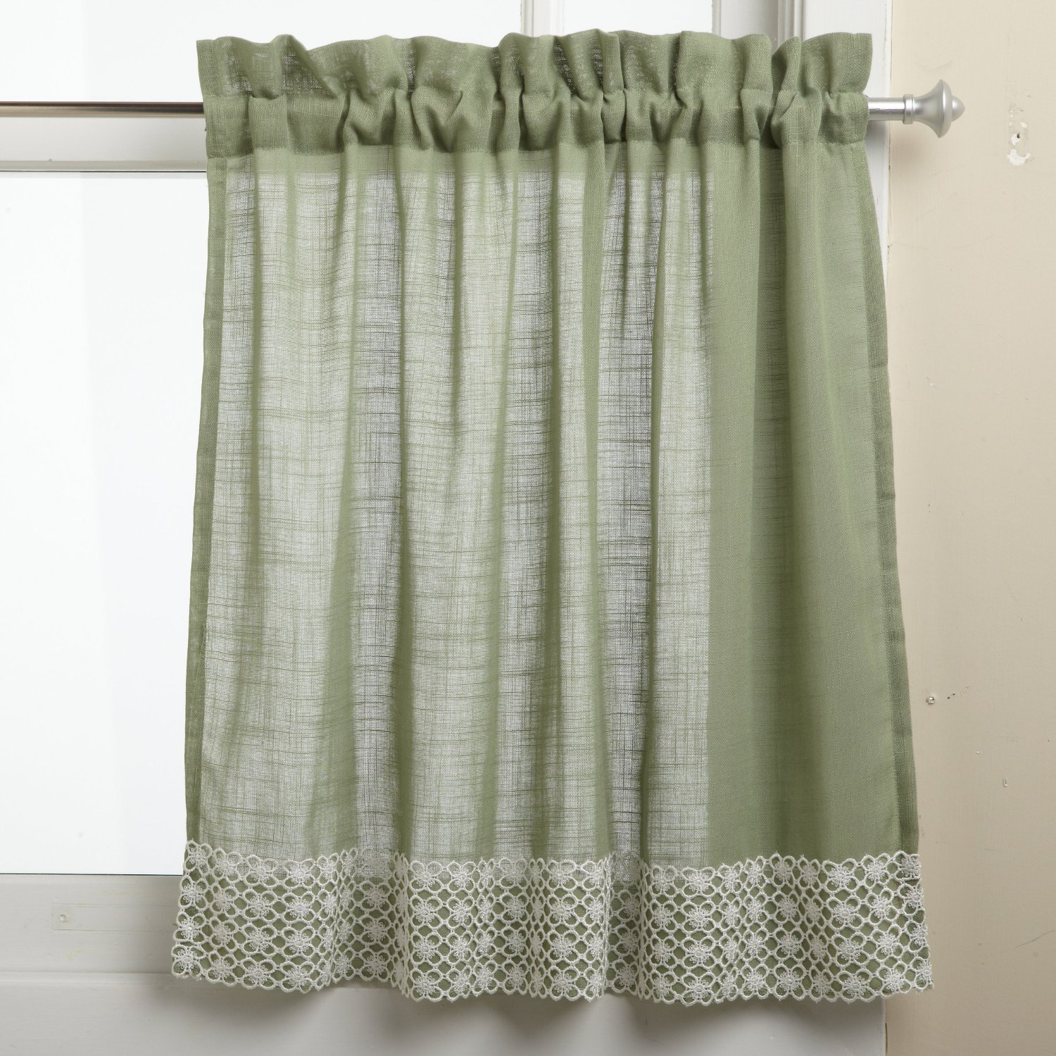 Small curtains models for kitchens interior decorating for Kitchen window curtains