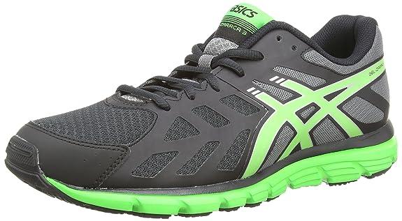 ASICS Gel-Zaraca 3 - Zapatillas de deporte para hombre, color marrón, talla 43.5