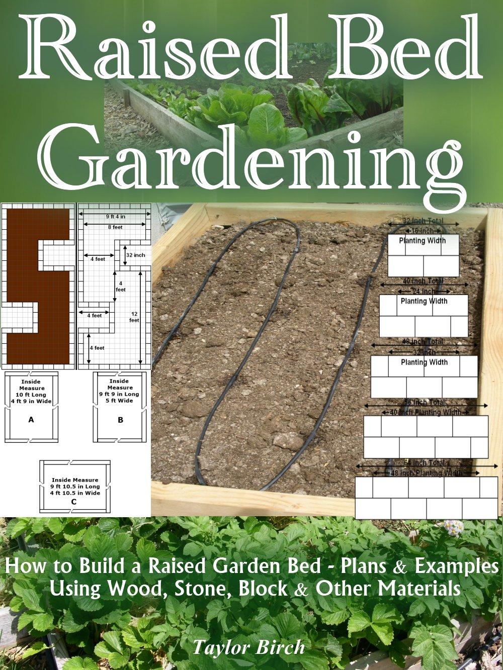 Raised Bed Vegetable Garden Design images