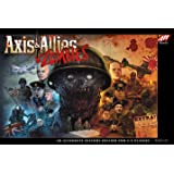 Avalon Hill C50100000 Axis and Allies and Zombies Toy, Multicolor, Multi-Color (Color: Multi-color)