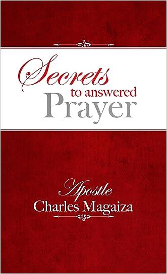 Secrets to answered prayer