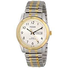Pulsar Mens PJ6052 Expansion Watch