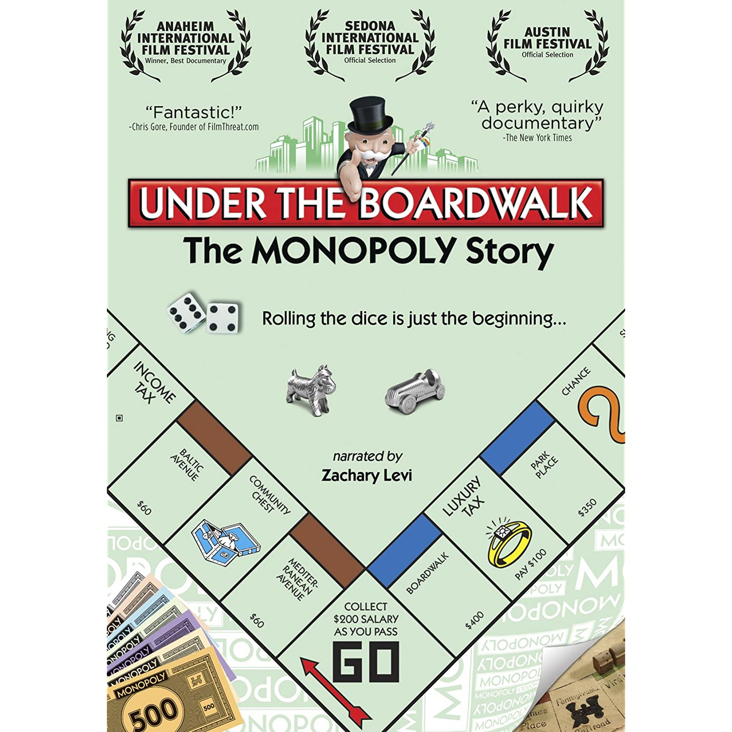 The Monopoly Story