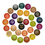 Nescafe Dolce Gusto Coffee Sampler - 30 Capsules (Tamaño: 30 Capsules and 24 Servings)
