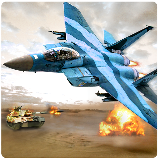 jet-del-combatiente-de-la-huelga-de-tanques-de-guerra