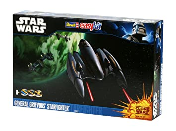 Revell - 06671 - Maquette - Grievous Starfighter - Clone Wars