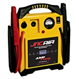 Clore Automotive Jump-N-Carry JNCAIR 1700 Peak Amp Jump Starter with Air Compressor (Tamaño: JNCAIR)