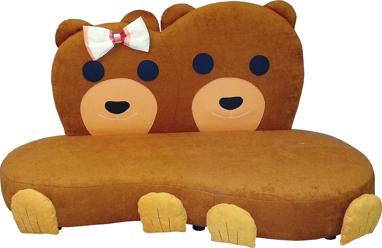 """Kindersofa Zwei Bären""""– Made by Germany / Handarbeit günstig online kaufen"""