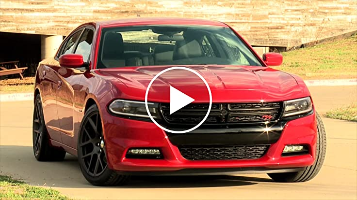 2015 Dodge Charger R/T Preview