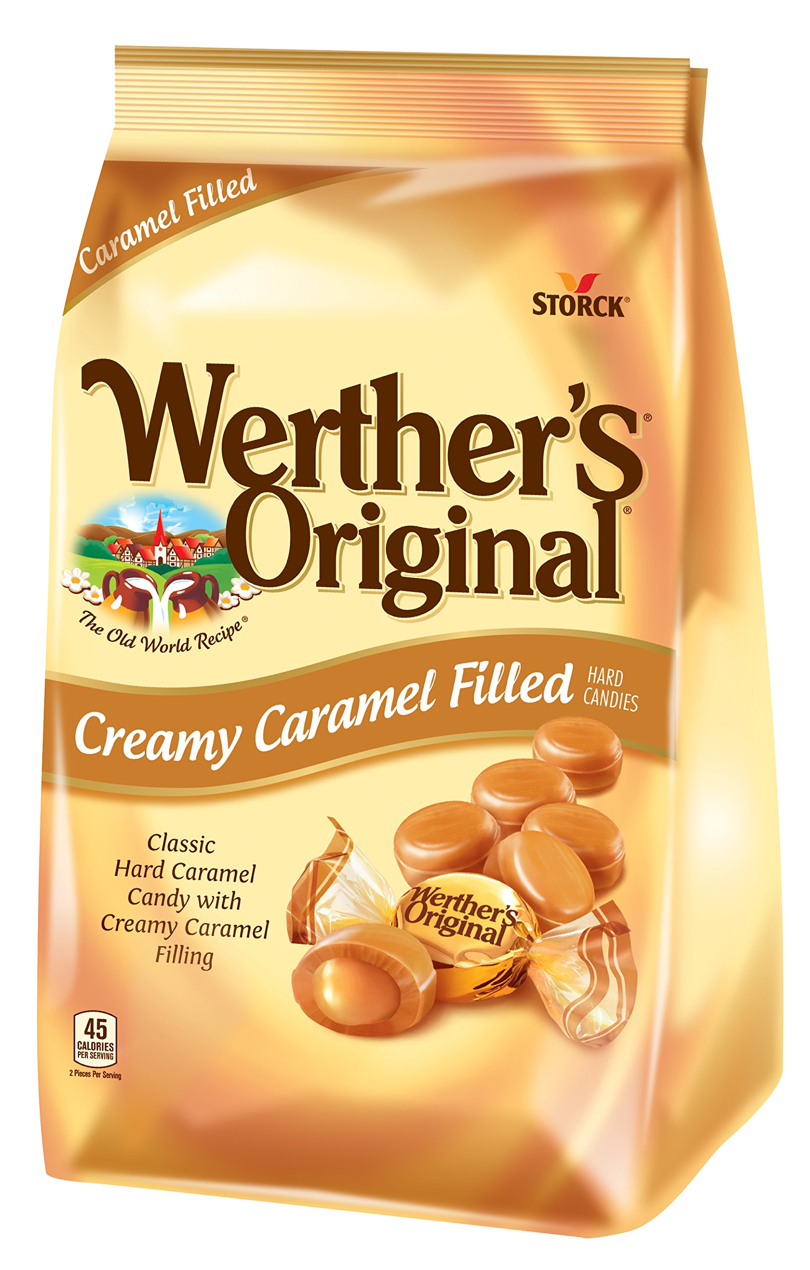 werther 39 s original creamy caramel filled hard candy 30 ounce chickadee solutions. Black Bedroom Furniture Sets. Home Design Ideas
