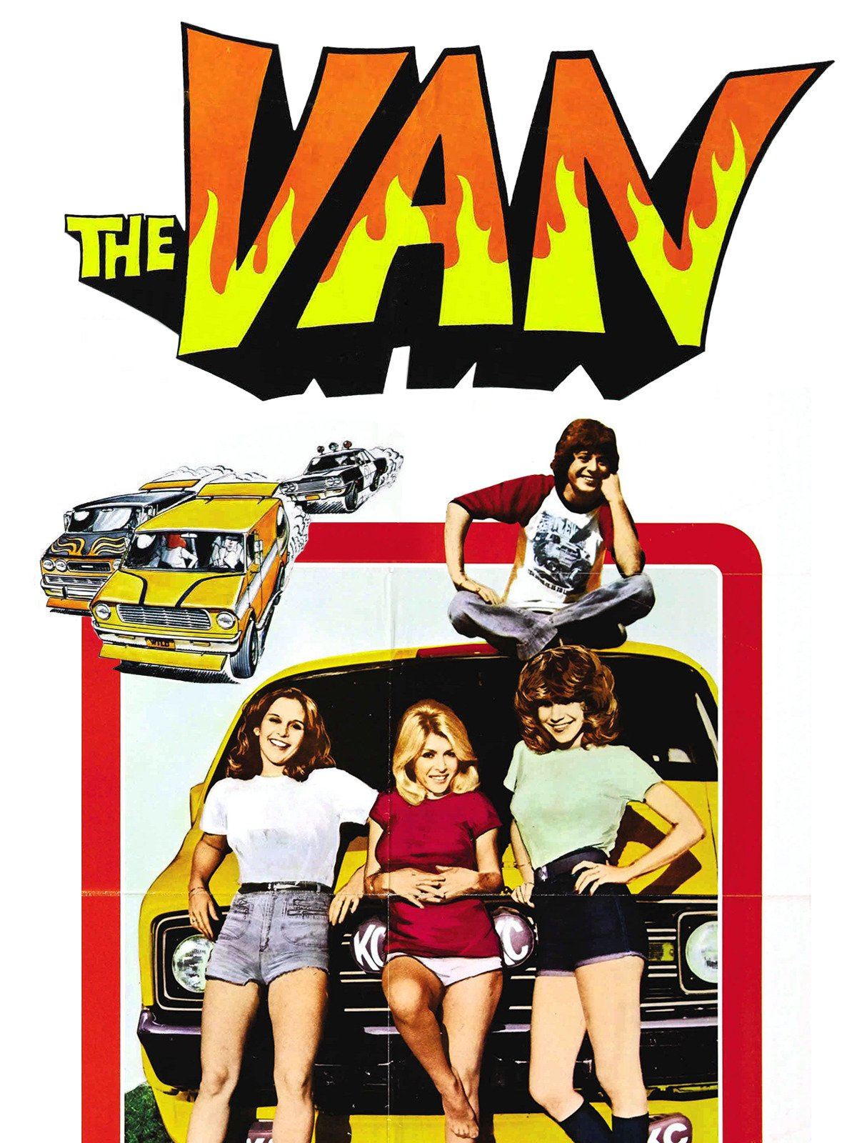 The Van on Amazon Prime Video UK