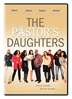 Book Cover: The Pastor's Daughters