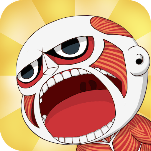 Clash Of Titan War : Giant Lords - From Panda Tap Games