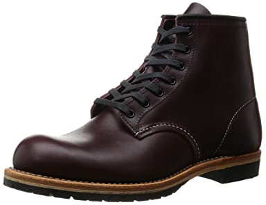 The Beckman Boots (Gentleman Traveler): 9011 Black Cherry Featherstone