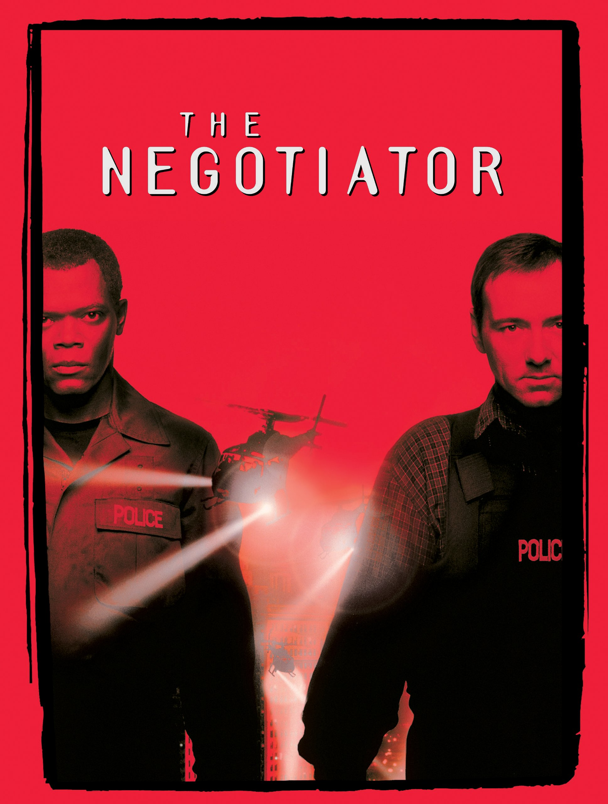 The Negotiator on Amazon Prime Video UK