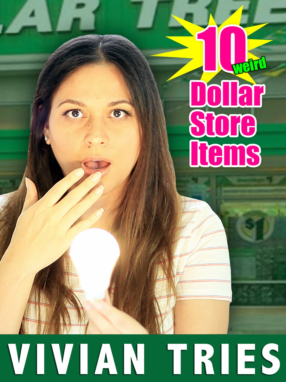 Review: 10 Weird Dollar Store Items