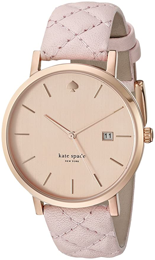 Kate Spade quilted metro watch - on sale for $127!