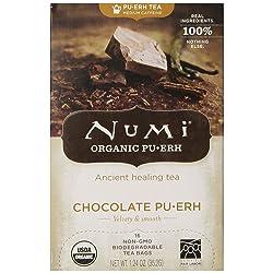 Numi Organic Tea Chocolate Puerh