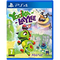 Yooka-Laylee Video Game for PS4