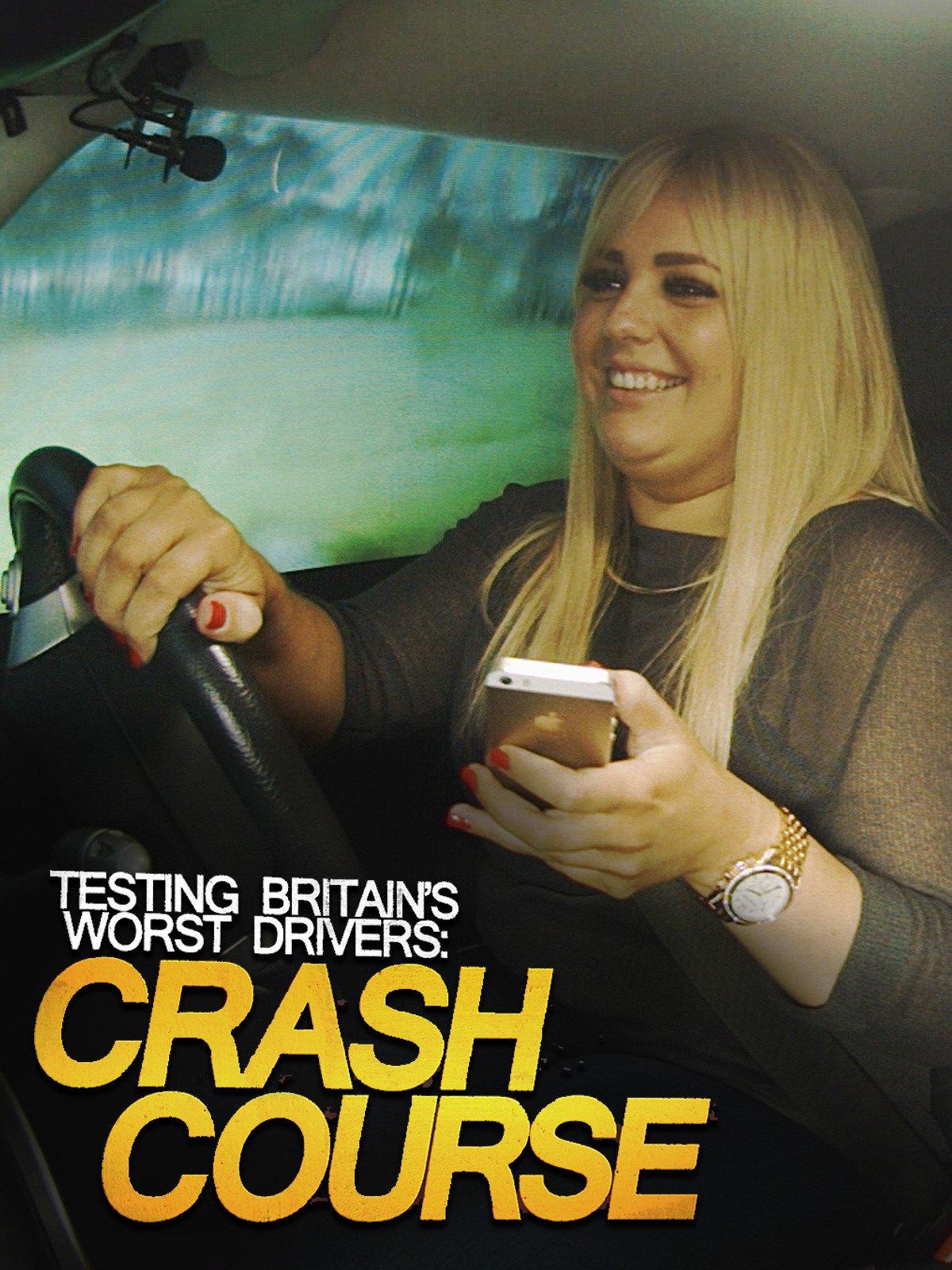 Testing Britain's Worst Drivers