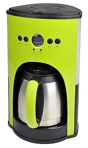 TeamKalorikGroup TKG TCM 1010 T AG DesignThermokaffeeautomat mit 24 h Timer, 1, 5 L, 12 Tassen Kundenbewertung und Beschreibung