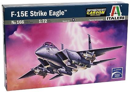 Italeri - I166 - Maquette - Aviation - F-15E Strike Eagle - Echelle 1:72