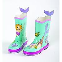 Kidorable Mermaid Rain boots