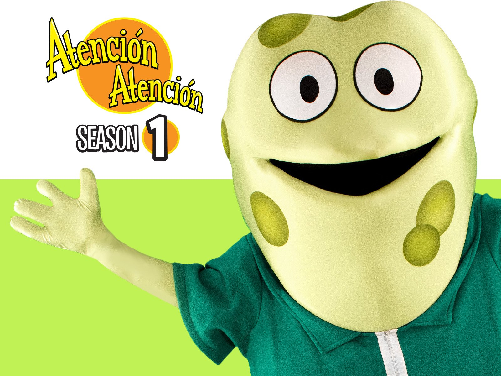 Atención Atención on Amazon Prime Instant Video UK