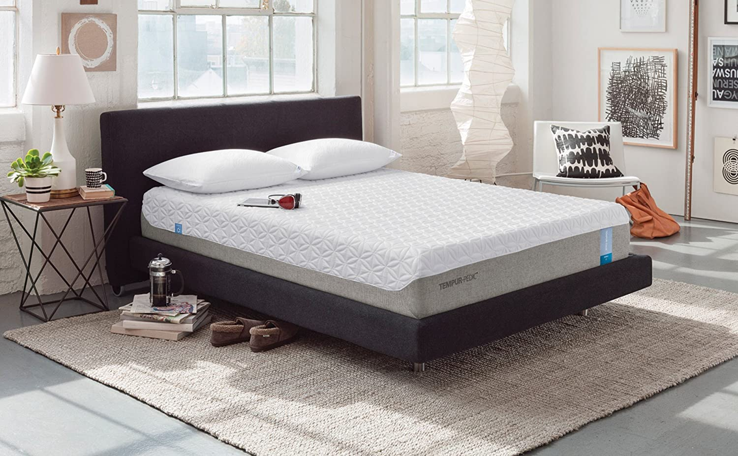 Tempur Pedic Vs Simmons Beautyrest Mattresses Comparison