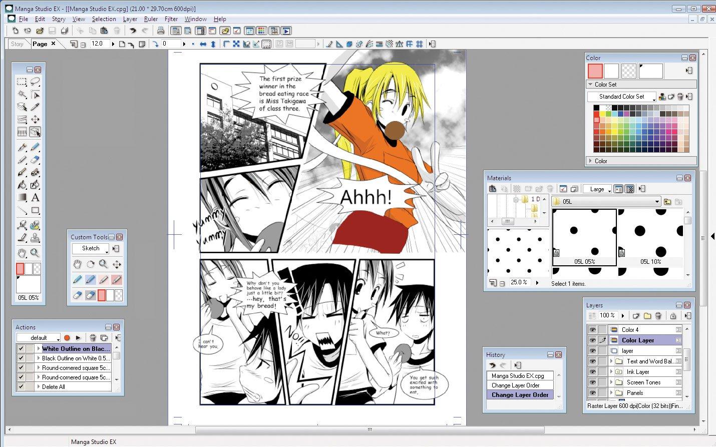 manga studio 5 free full download