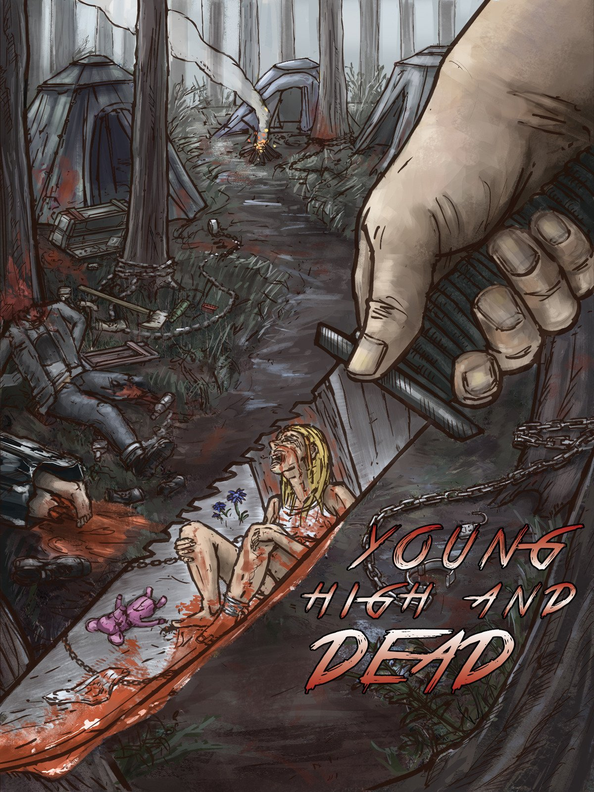 Young High and Dead on Amazon Prime Instant Video UK