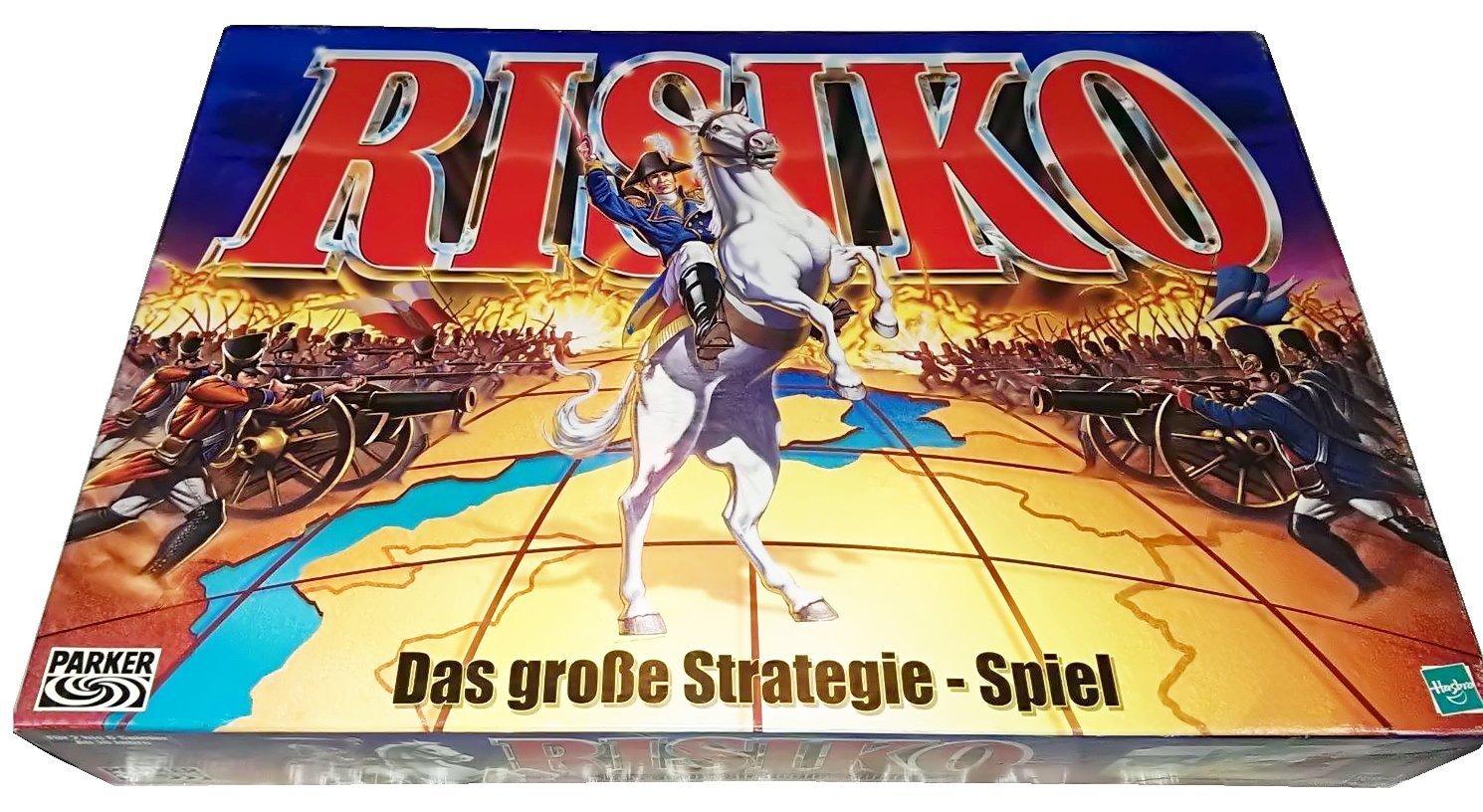 Risiko – Das große Strategiespiel. (Erscheinungsjahr 2000) günstig online kaufen