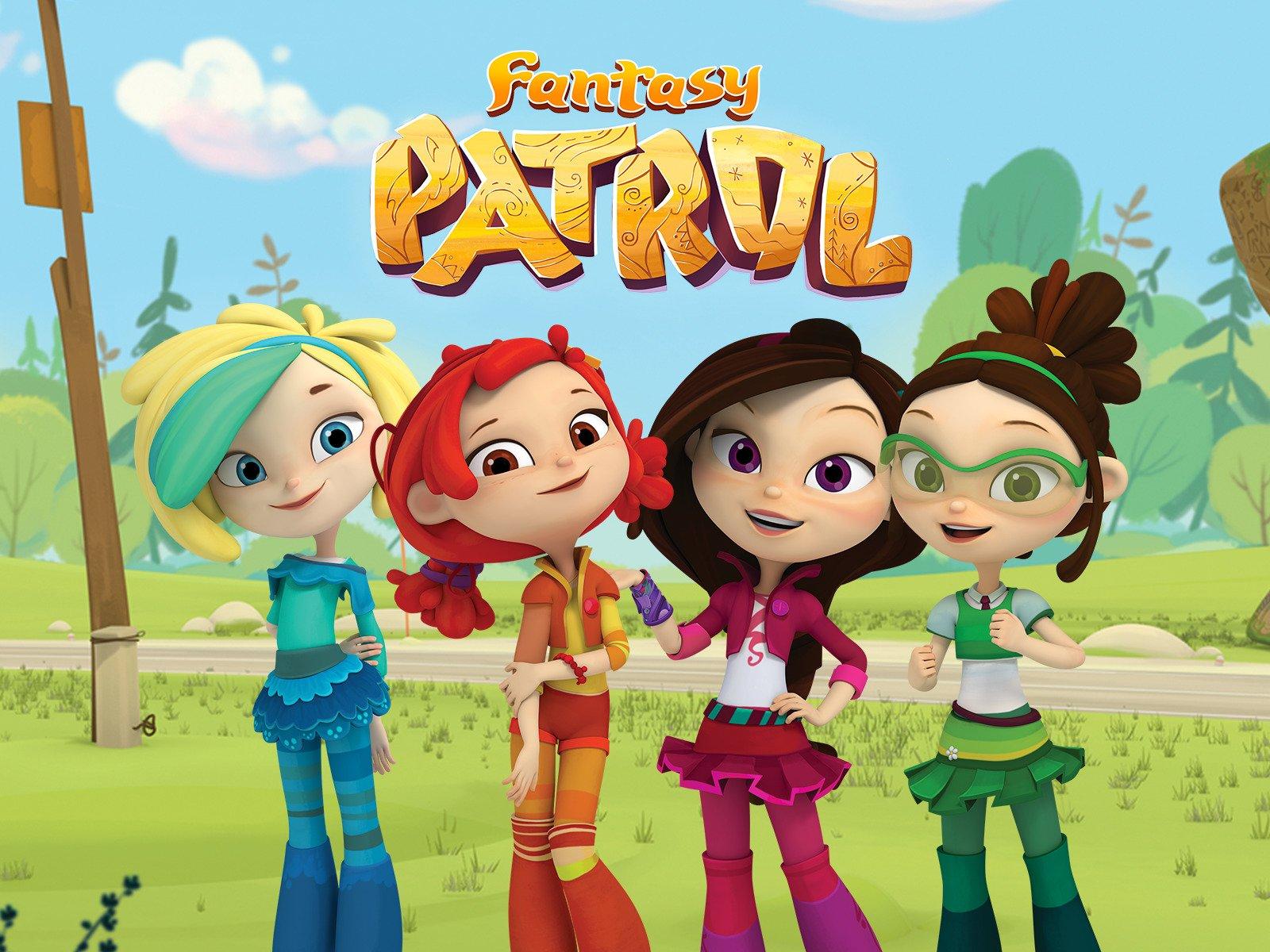 Fantasy Patrol on Amazon Prime Instant Video UK