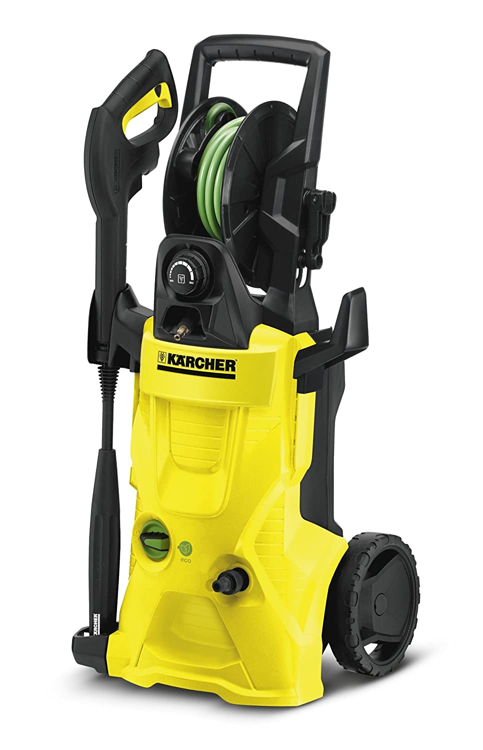 karcher k4 premium eco home water cooled pressure washer. Black Bedroom Furniture Sets. Home Design Ideas