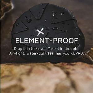 KUVRD Universal Lens Cap 2.0 - Fits 99% DSLR Lenses, Element Proof, Lifetime Coverage, Magnum, 4-Pack (Tamaño: 4-Pack)