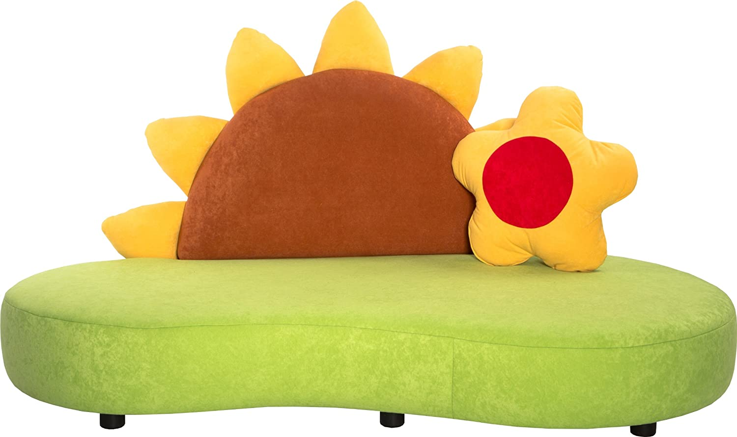 "Kindersofa / Kinder – Couch Kuschelinsel ""Blume"" Made in Germany Handarbeit günstig"