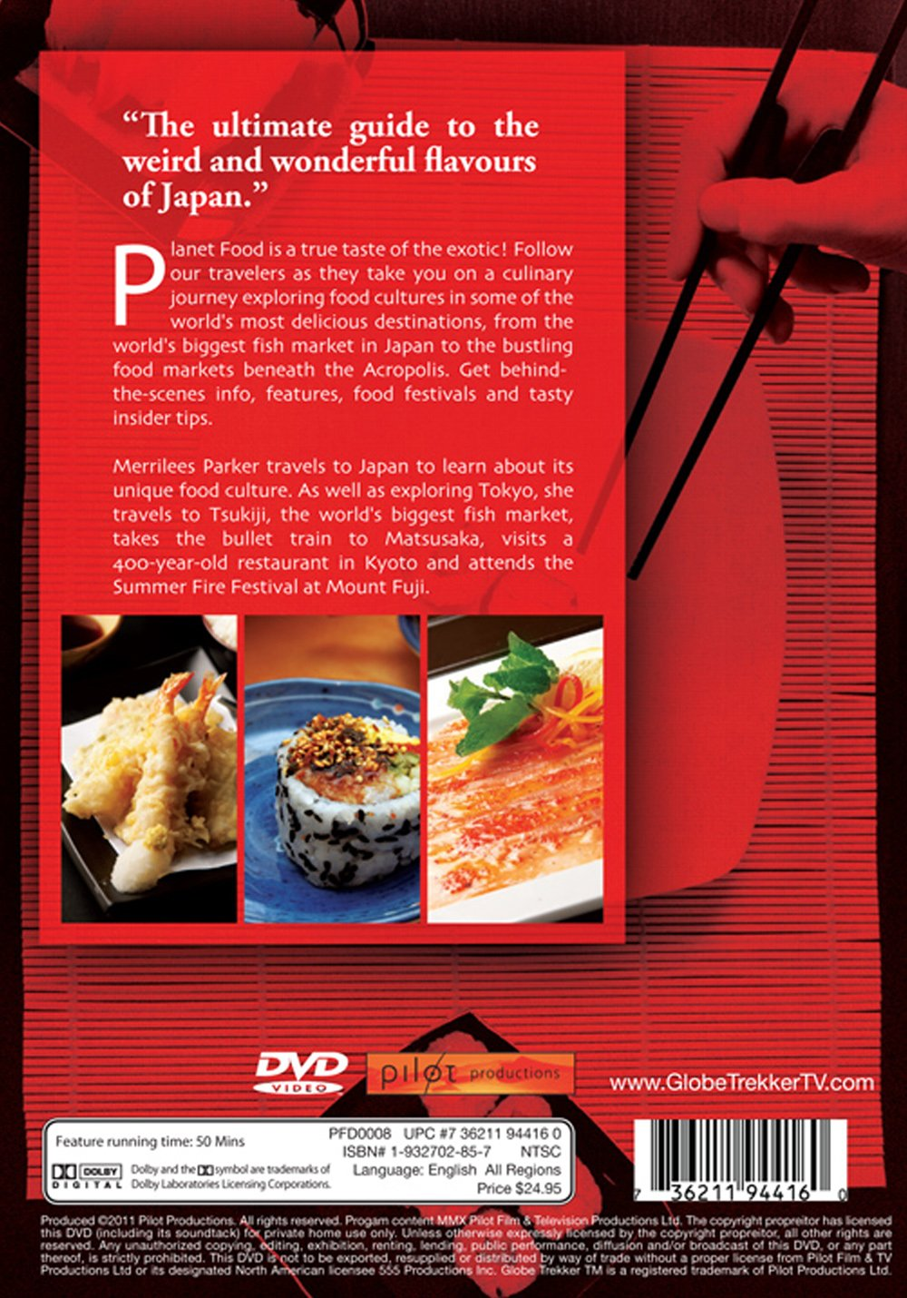 Planet Food: Japan [DVD]