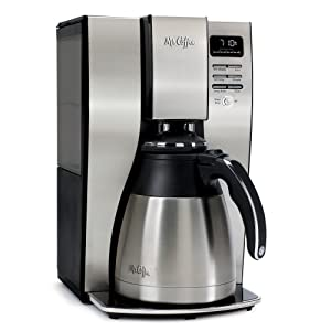 Mr. Coffee BVMC-PSTX95 10 Cup Optimal Brew Thermal Coffeemaker