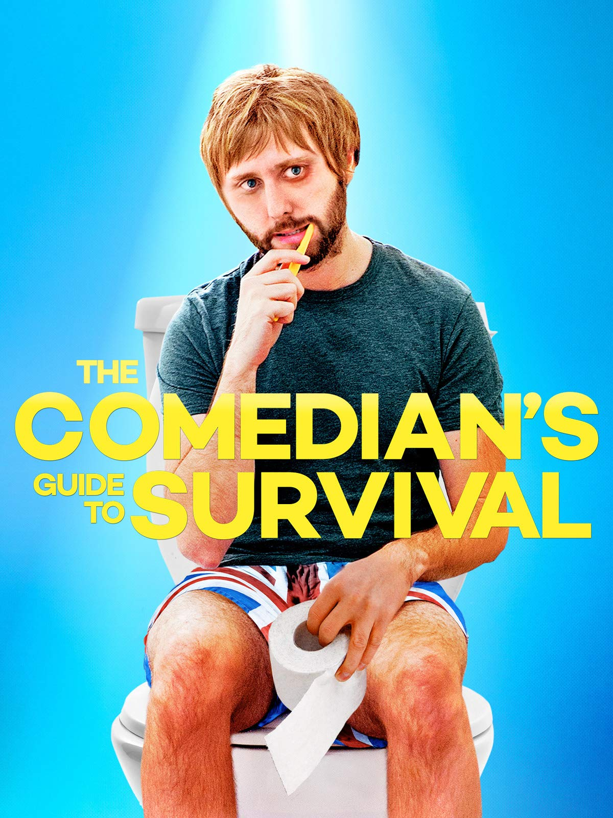 The Comedian's Guide to Survival on Amazon Prime Instant Video UK