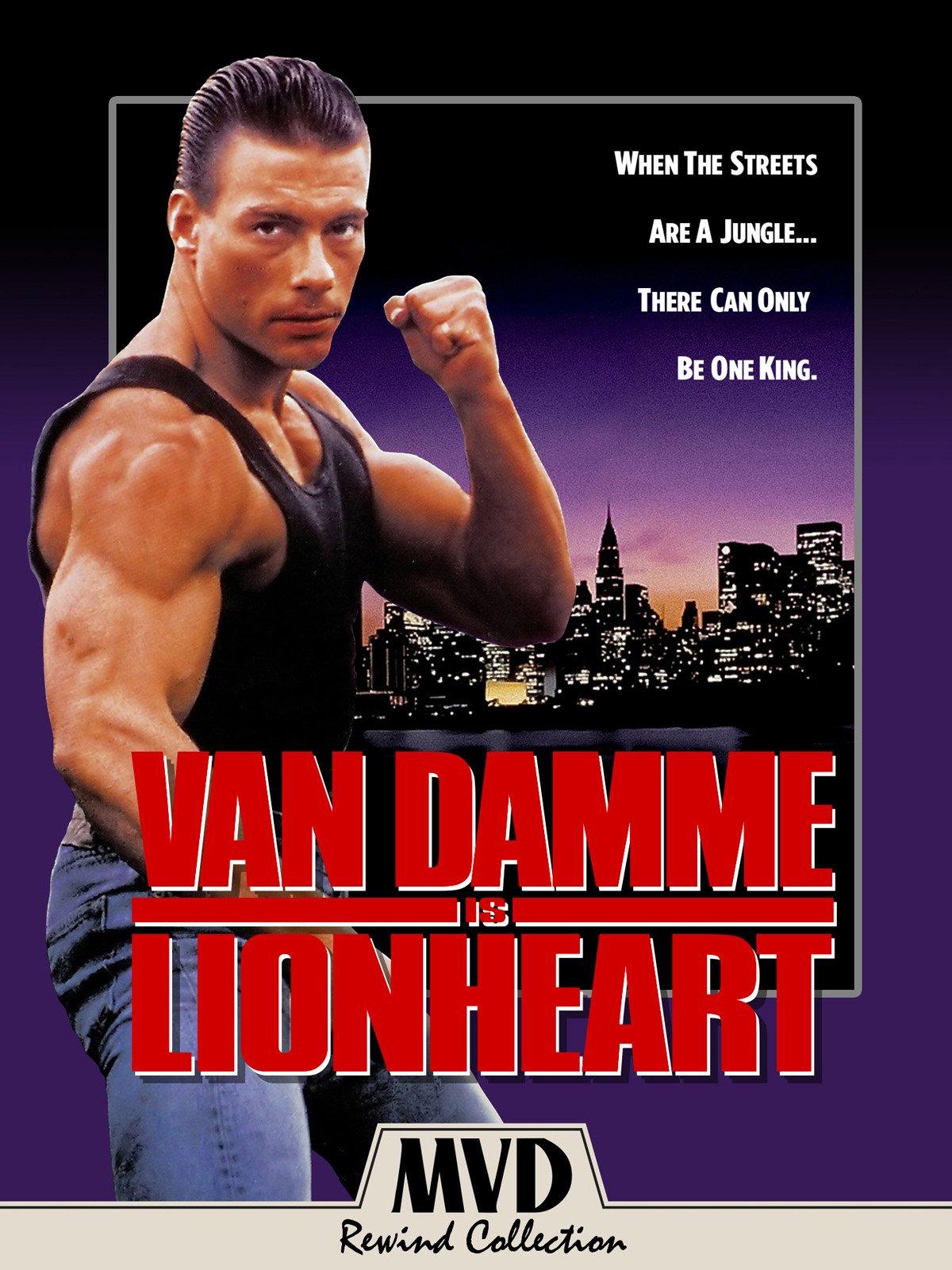 Lionheart on Amazon Prime Video UK