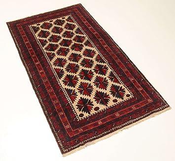 baloutche 83x157 tapis persan cuisine persan cuisine maison z328. Black Bedroom Furniture Sets. Home Design Ideas