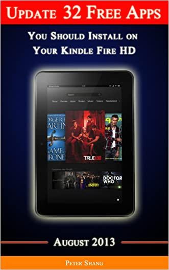 Update: 32 Free Apps You Should Install on Your New Kindle Fire HD written by Peter Shang