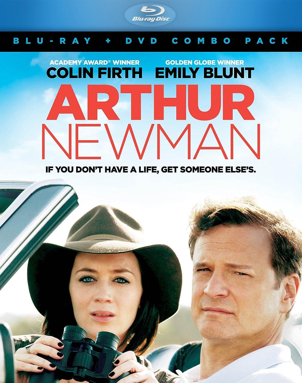 Arthur Newman Blu Ray ...