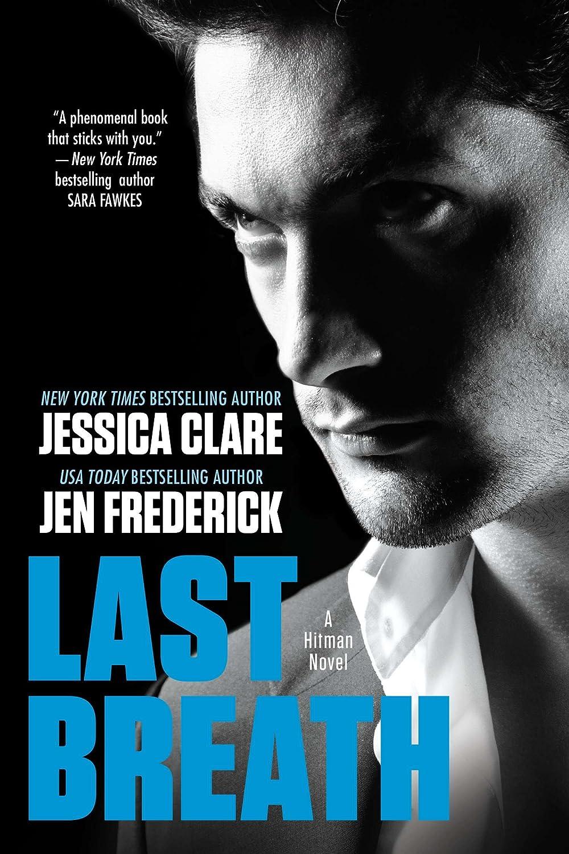 Last Breath – Jessica Clare/Jan Frederick – 5 stars