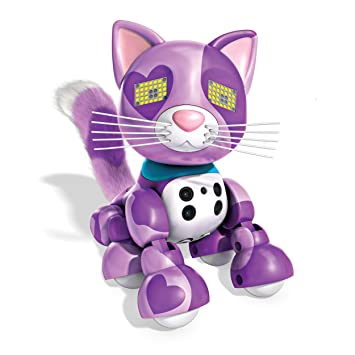 Zoomer – Meowzies – Viola – Robot Chat Interactif