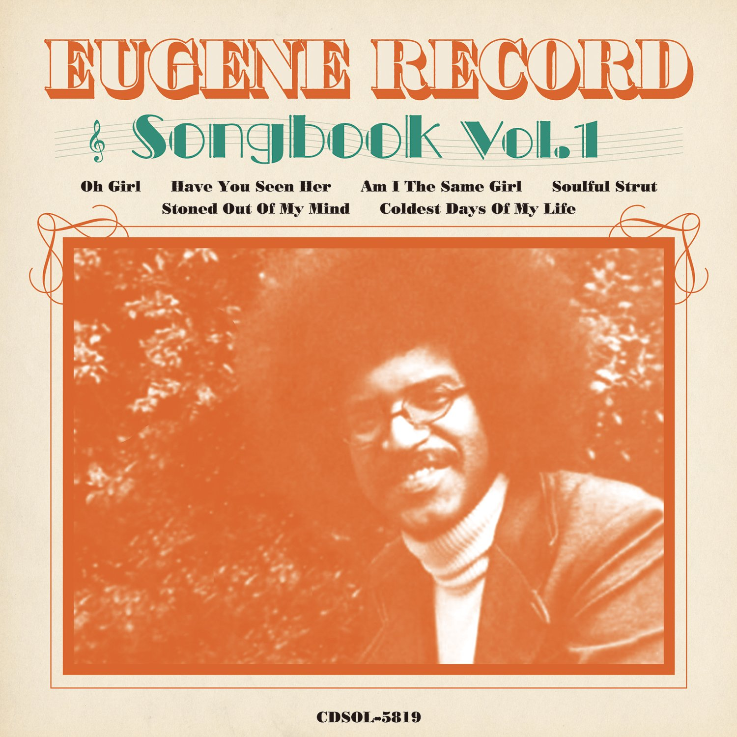 Eugene Record Songbook Vol.1 (Remaster Tracks)