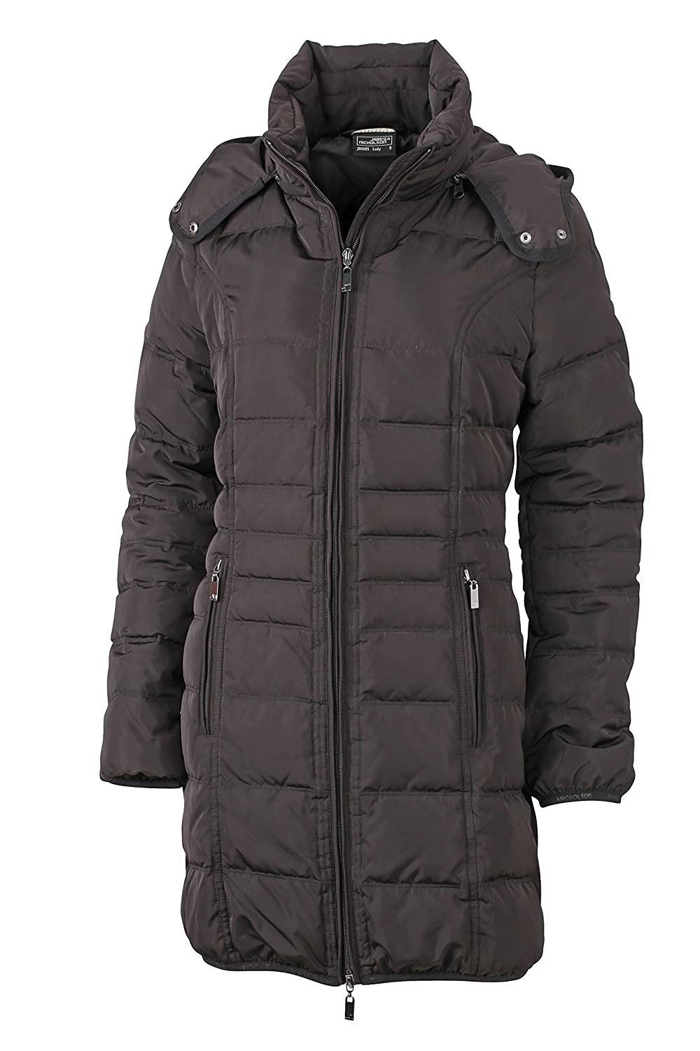 James & Nicholson Damen Daunenjacke Ladies Winter Down Coat